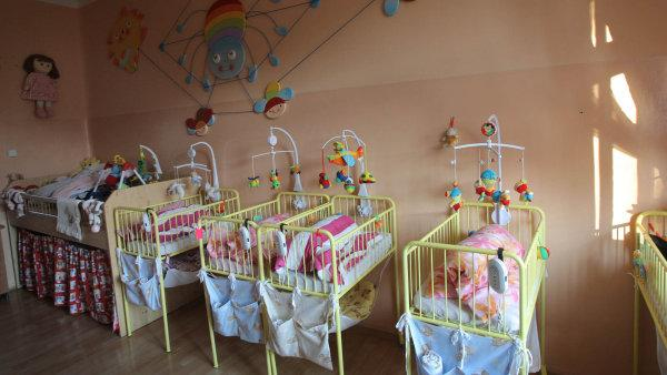 An institution for infants in the Czech Republic. Image: Ludvík Hradilek, Aktualné.cz