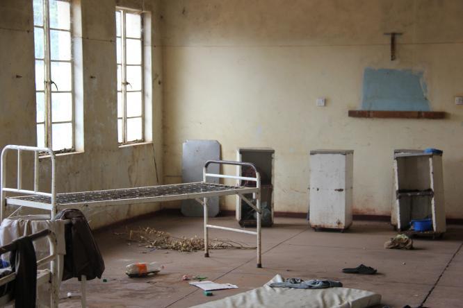 A psychiatric facility in Zambia. (c) MDAC.